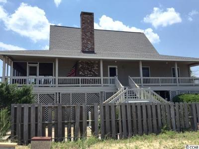 Pawleys Island Single Family Home For Sale: 240c Atlantic Ave.