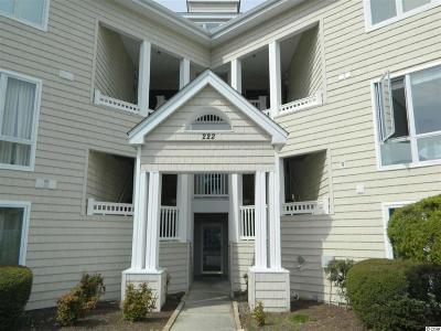 North Myrtle Beach Condo/Townhouse For Sale: 222 Landing Rd. #1834