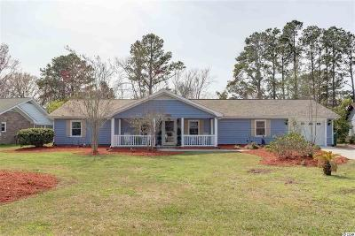 Surfside Beach Single Family Home Active Under Contract: 1927 Kay Ln.