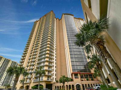 Myrtle Beach Condo/Townhouse For Sale: 8500 Margate Circle #409