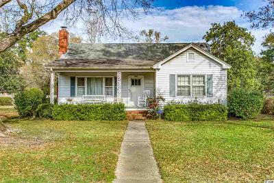 Conway Single Family Home Active Under Contract: 212 12th Ave.