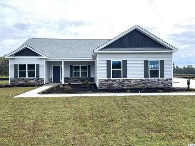 Conway Single Family Home For Sale: 6087 Cates Bay Hwy.