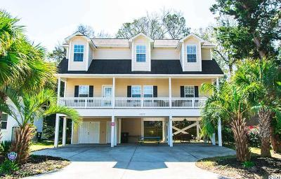 North Myrtle Beach Single Family Home For Sale: 4507 Pinecrest St.
