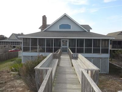 Pawleys Island Single Family Home For Sale: 230-B Atlantic Ave.