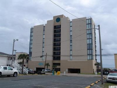 North Myrtle Beach Condo/Townhouse For Sale: 1425 S Ocean Blvd.