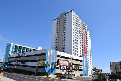 Myrtle Beach Condo/Townhouse For Sale: 1605 N Ocean Blvd. #107