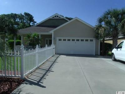North Myrtle Beach Single Family Home For Sale: 1417 Madison Dr.