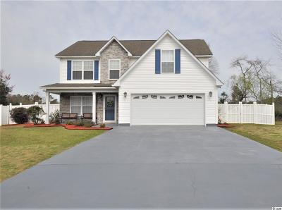 Conway Single Family Home For Sale: 119 Dunbarton Ln.