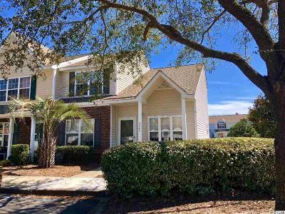 Myrtle Beach Condo/Townhouse For Sale: 3523 Evergreen Way