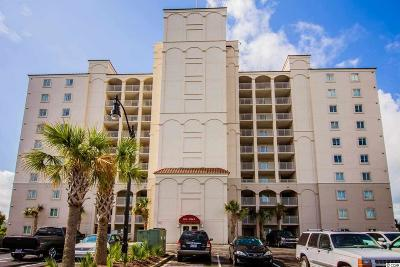 North Myrtle Beach Condo/Townhouse For Sale: 2151 Bridgeview Ct. #2-104