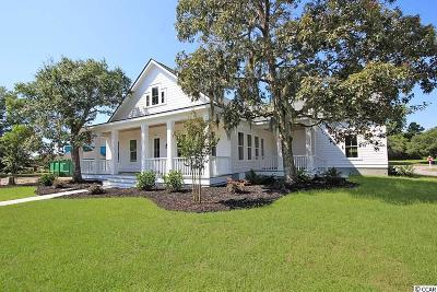 North Myrtle Beach Single Family Home For Sale: 1310 Wading Heron Rd.