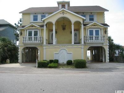 Surfside Beach Single Family Home For Sale: 219 S Seaside Dr.