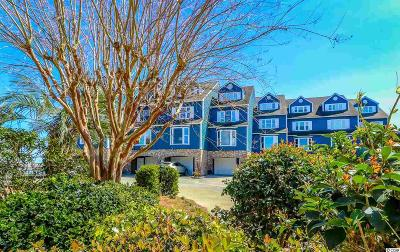 Murrells Inlet Condo/Townhouse For Sale: 469 Vereen Rd. #5