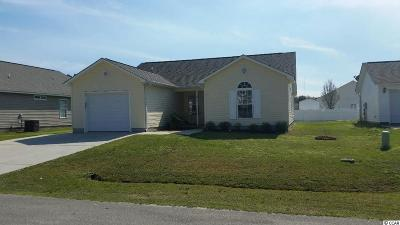 Murrells Inlet Single Family Home Active Under Contract: 9781 Conifer Ln.