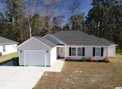 Conway Single Family Home For Sale: 2204 Belladora Rd.