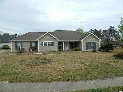 Longs Single Family Home Active Under Contract: 465 Deer Watch Circle