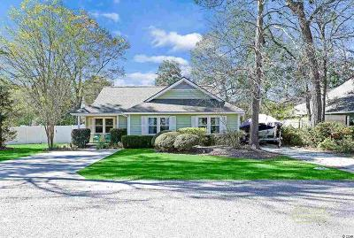 Murrells Inlet Single Family Home For Sale: 767 Planters Trace Loop