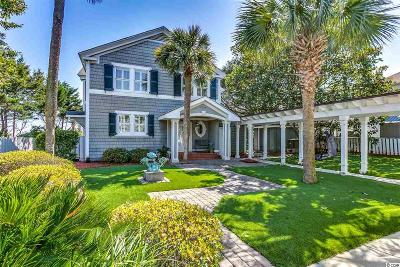 Myrtle Beach Single Family Home For Sale: 4306 North Ocean Blvd.