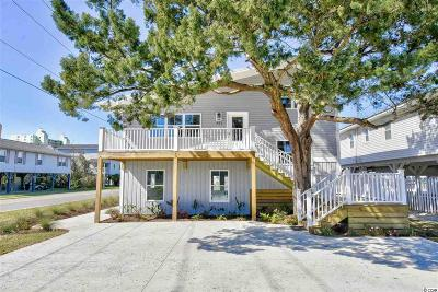 North Myrtle Beach Single Family Home For Sale: 301 56th Ave. N