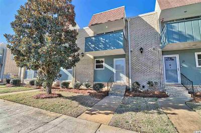Myrtle Beach Condo/Townhouse For Sale: 4701 N Kings Hwy. #26