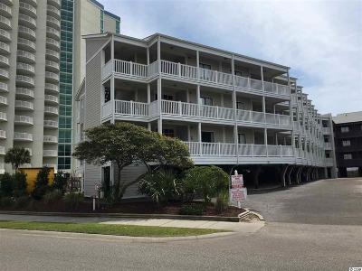 North Myrtle Beach Condo/Townhouse For Sale: 210 N Ocean Blvd. #134
