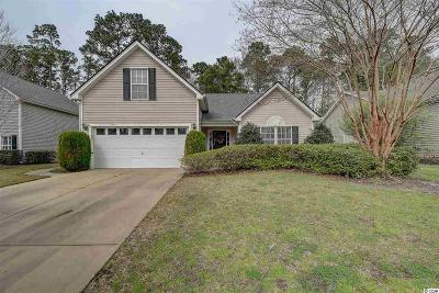 Murrells Inlet Single Family Home For Sale: 4626 Fringetree Dr.