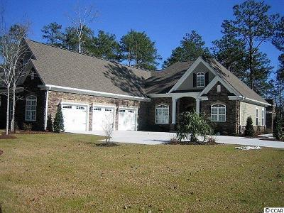 Myrtle Beach SC Single Family Home For Sale: $519,000