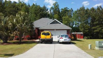 Longs Single Family Home Active Under Contract: 152 Balsa Dr.