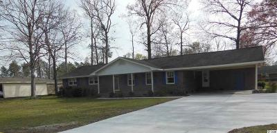 Conway Single Family Home For Sale: 1105 Reta St.