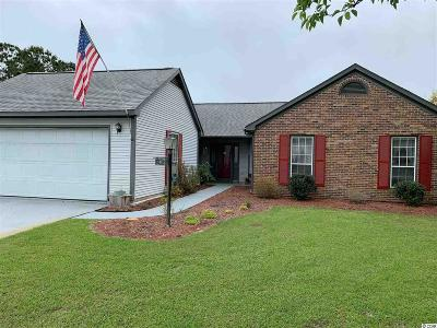 Murrells Inlet Single Family Home For Sale: 1402 Pelican Ct.