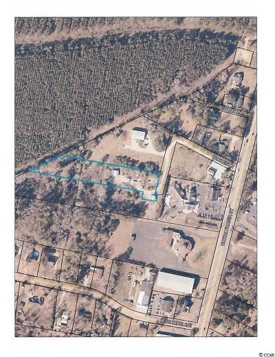 Georgetown County Commercial For Sale: 00 Fraser St. #143 Dunc