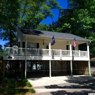 Myrtle Beach Single Family Home For Sale: 1214 Sharks Tooth Trail
