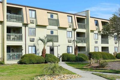 North Myrtle Beach Condo/Townhouse For Sale: 405 21st Ave. S #2B