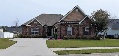Myrtle Beach SC Single Family Home For Sale: $274,900