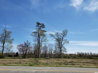 Georgetown County, Horry County Residential Lots & Land For Sale: Lot 1 & Lot 2 Oleander Dr.