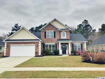 Myrtle Beach Single Family Home For Sale: 958 Henry James Dr.