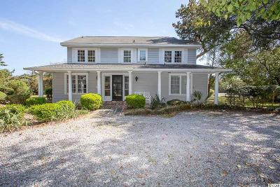 Myrtle Beach Single Family Home Active Under Contract: 3901 Ocean Blvd. N