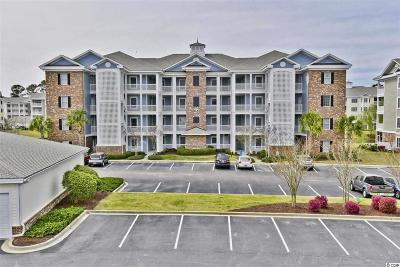 Myrtle Beach Condo/Townhouse Active Under Contract: 4827 Magnolia Lake Dr. #203