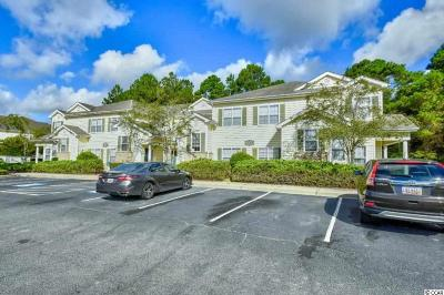Myrtle Beach Condo/Townhouse For Sale: 4499 Girvan Dr. #A