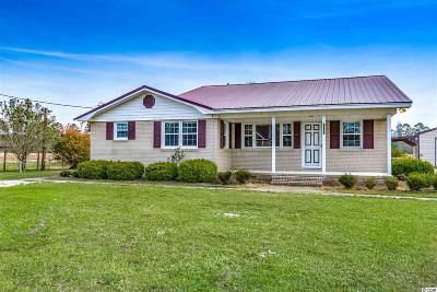 Conway Single Family Home For Sale: 1540 Highway 548