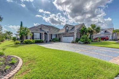 Surfside Beach Single Family Home For Sale: 927 Anson Ct.