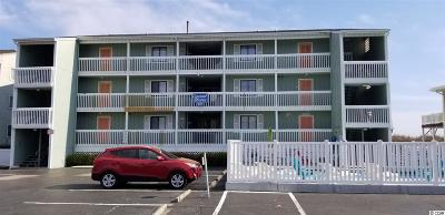 North Myrtle Beach Condo/Townhouse For Sale: 807 S Ocean Blvd. #C-3