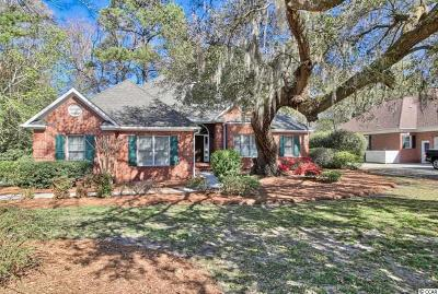 Pawleys Island Single Family Home For Sale: 1058 Doral Dr.