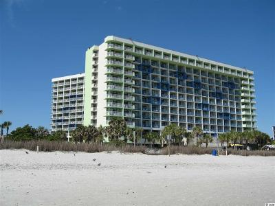 Myrtle Beach Condo/Townhouse For Sale: 1105 S Ocean Blvd. #1018