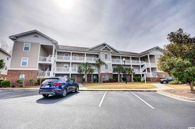 North Myrtle Beach Condo/Townhouse For Sale: 5801 Oyster Catcher Dr. #1825