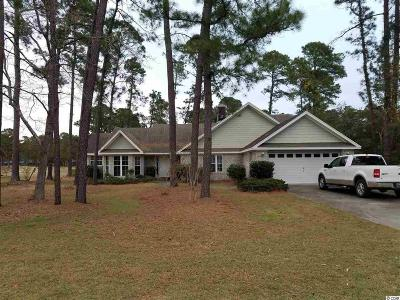Conway Single Family Home For Sale: 8259 Timber Ridge Rd.