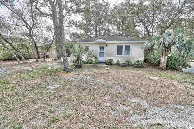 North Myrtle Beach Single Family Home For Sale: 1619 Edge Dr.