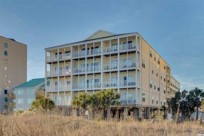 North Myrtle Beach Condo/Townhouse For Sale: 507 S Ocean Blvd. #401