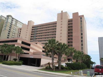 Myrtle Beach Condo/Townhouse For Sale: 2207 S Ocean Blvd. #1518