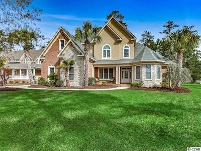 Myrtle Beach SC Single Family Home For Sale: $600,000